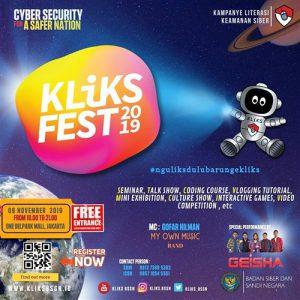Kliks Fest 2019