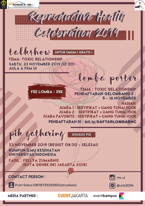 Reproductive Health Celebration 2019