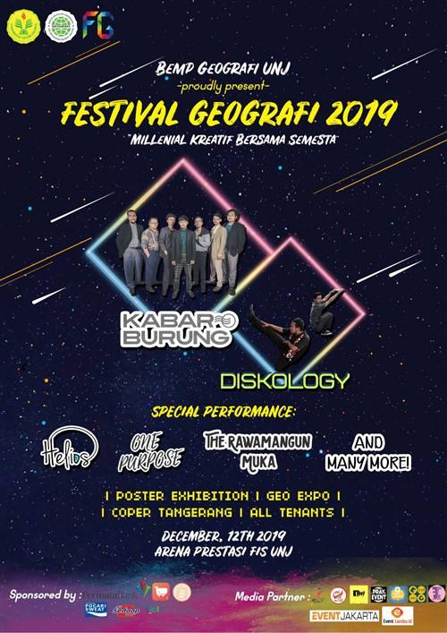 Festival Geografi 2019