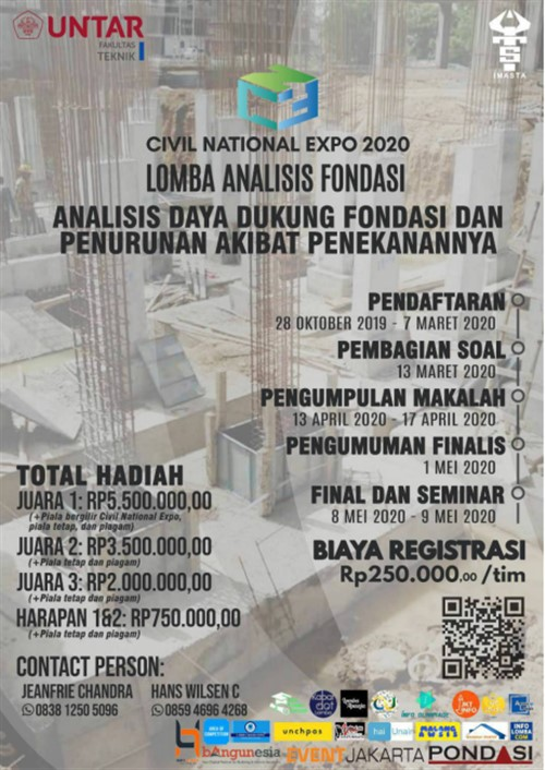 Civil National Expo 2020