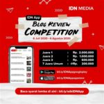IDN APP Blog Review Competition